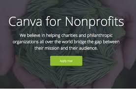 Canva for Nonprofits