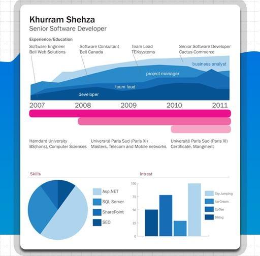 Visualize Nonprofit Infographics