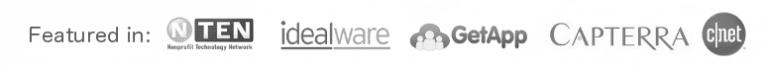 Featured in Nten Ideaware Capterra Cnet