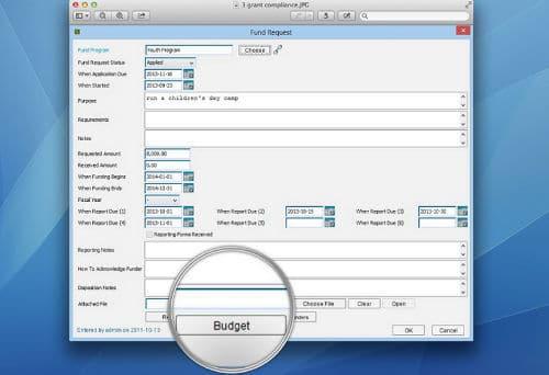 Grant Management Software Ensure Grant