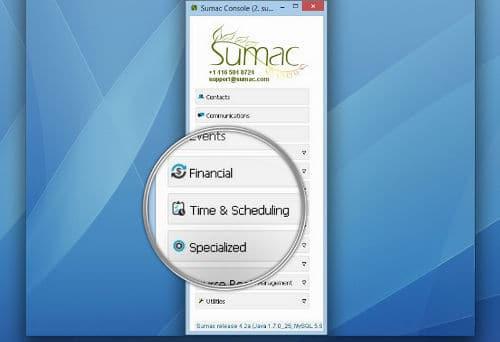 Nonprofit Software Built in Calendar