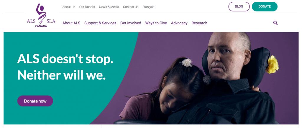 ALS-Fundraising
