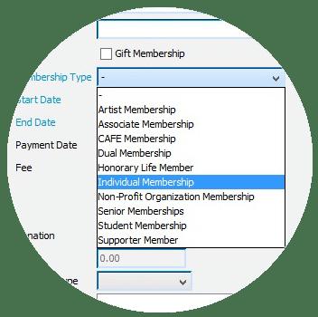 Nonprofit-crm-membership-software