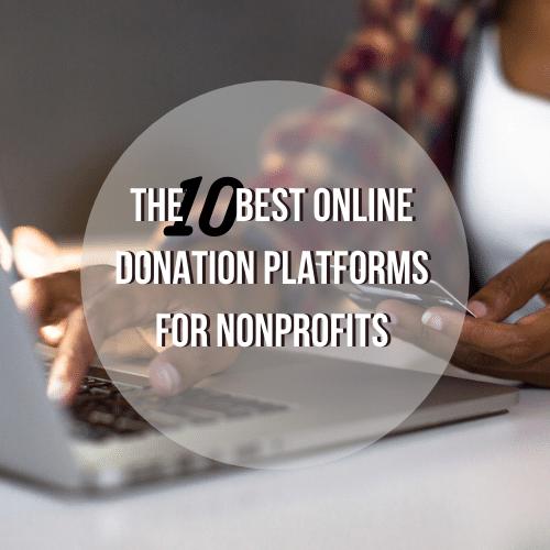 online-donation-platforms