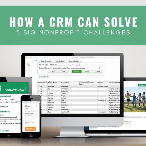 nonrpfofit-crm-challenges