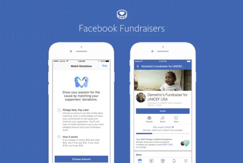 facebook-fundraising