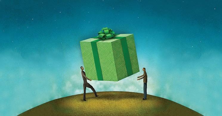 nonprofit planned giving program