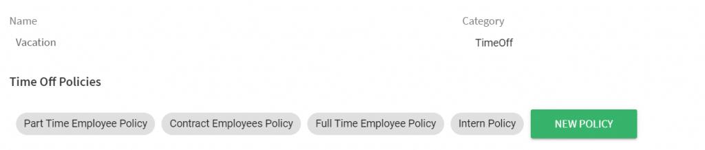 volunteer management time off policies 2