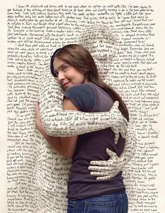 Fundraising Letter Hug