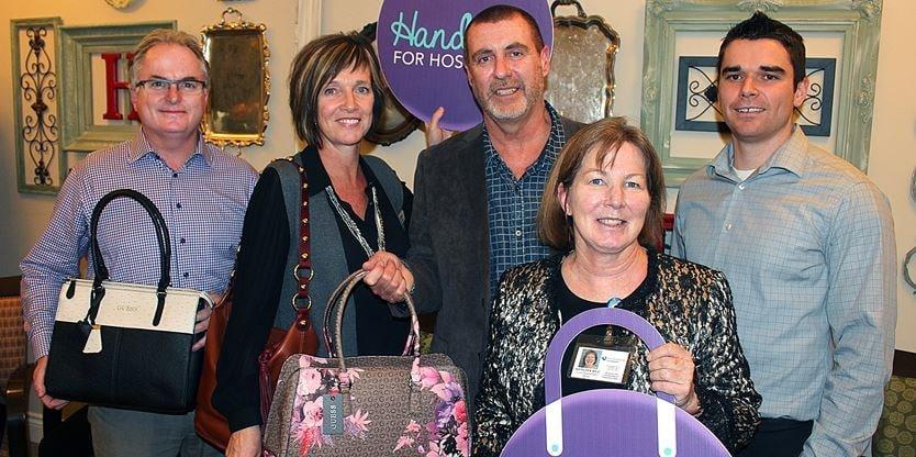 Handbags for Hospice
